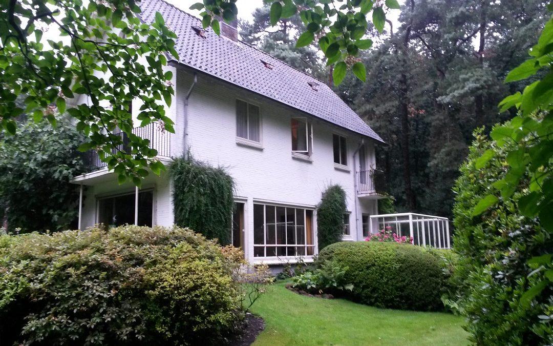 Verbouwen woning Hilversum