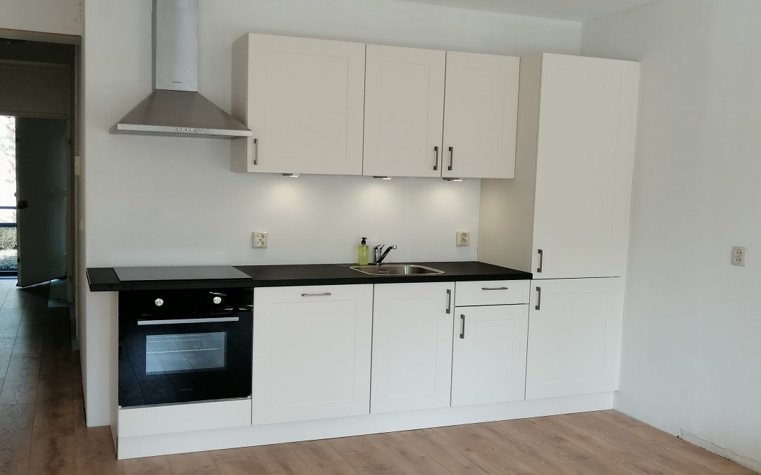 Oplevering renovatie appartement Leiderdorp